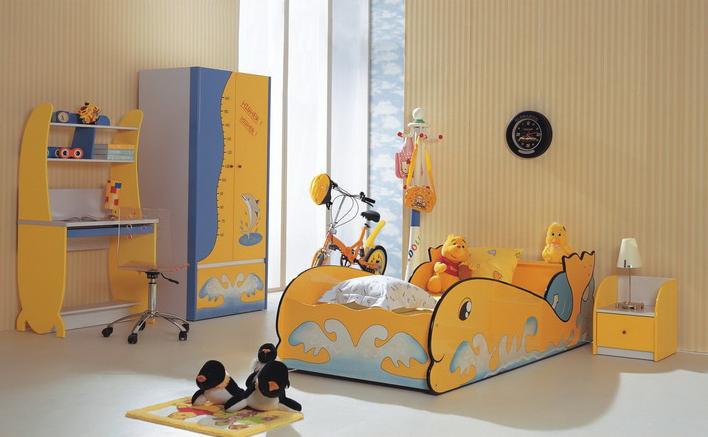 Dise o y decoraci n de la casa la moda en camas francesas - Disenos de camas para ninos ...