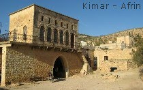 Old kurdish architecture in Kimar