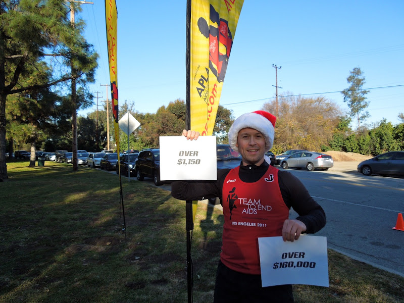T2 festive running fundraising