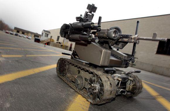 Robot MAARS
