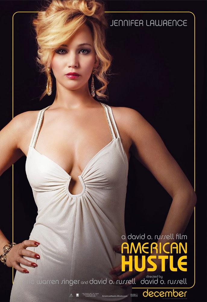 CELEBRITY: Jennifer Lawrence (4)  American Hustle [December 2013] | POSTER