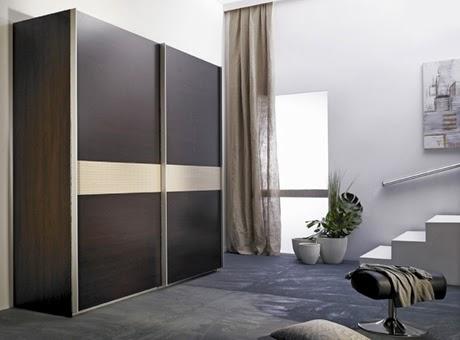model lemari pakaian minimalis