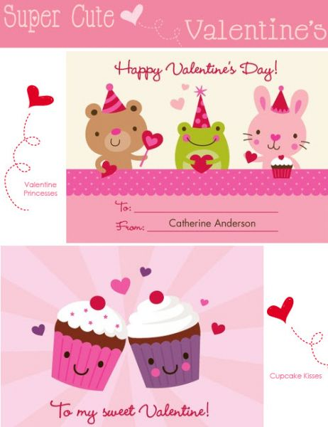 BBC news Europa Valentines Stories For Kindergarten Valentines – Cute Valentines Cards for Kids