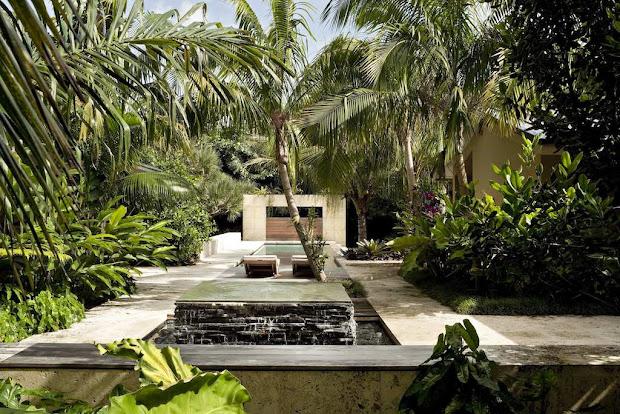 tropical garden and landscape design