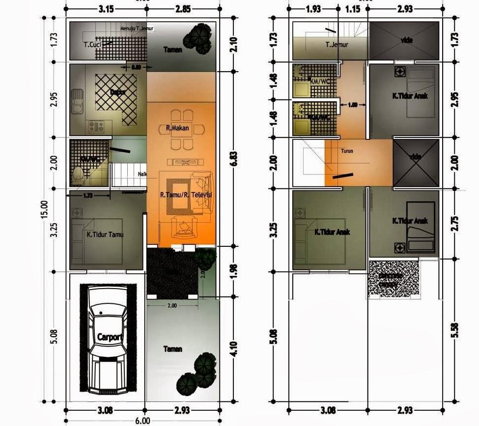 Desain Interior Rumah Minimalis Type 60 Image Gallery HCPR
