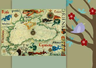 Μέσα από παλιούς και νέους χάρτες γνωρίζω τη θάλασσα μας