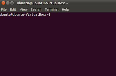 Dimanakah Menuliskan Perintah di Ubuntu