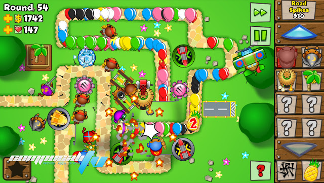 bloons tower defense 5 full version