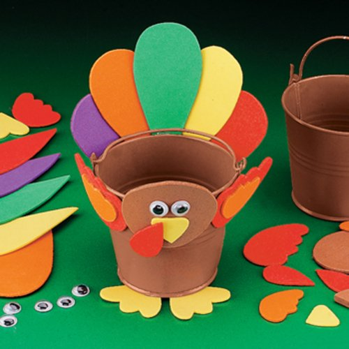 Hugs and keepsakes 18 thanksgiving craft ideas for Thanksgiving turkey arts and crafts