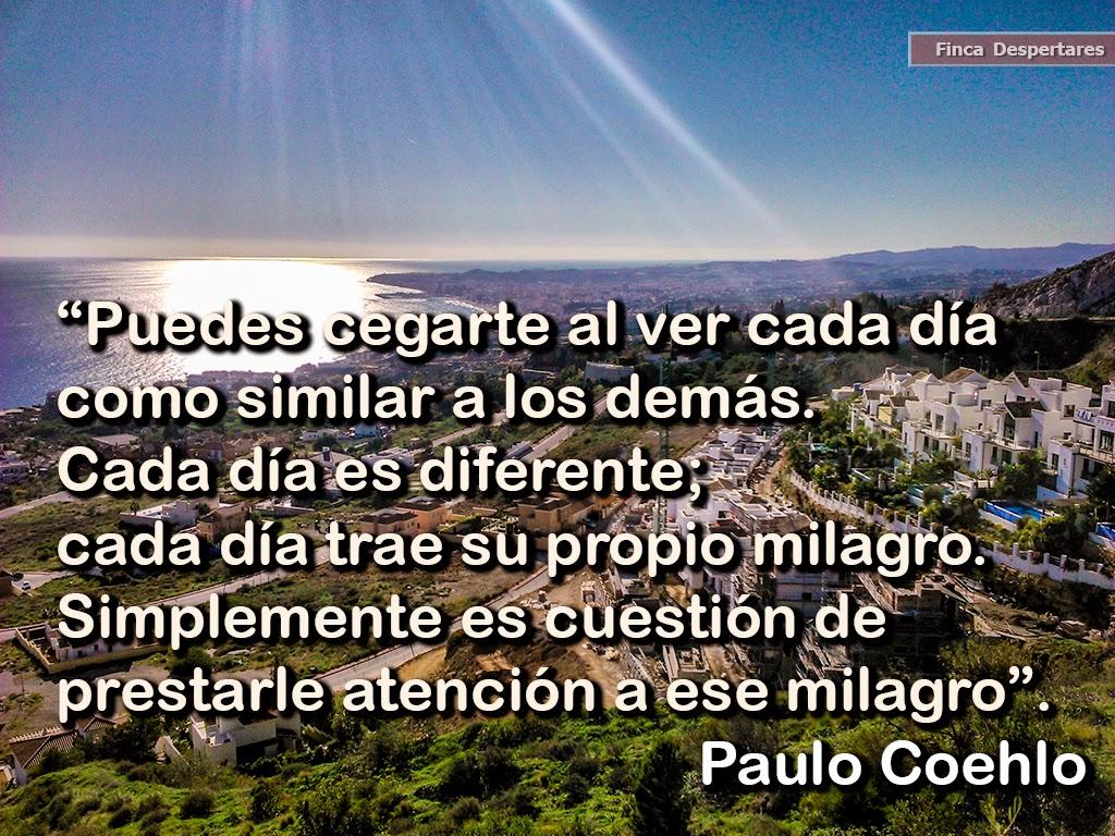 Finca Despertares - Paulo Coehlo