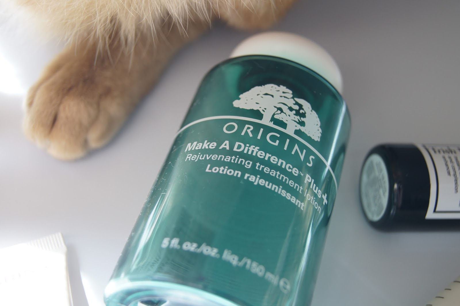 Origins Make a Difference Plus rejuvenating lotion review