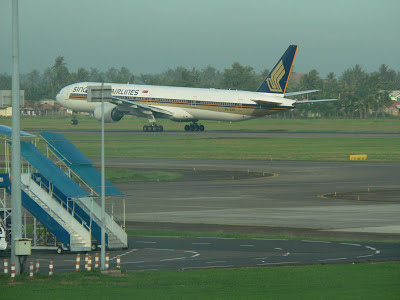 Gambar Singapore Airline