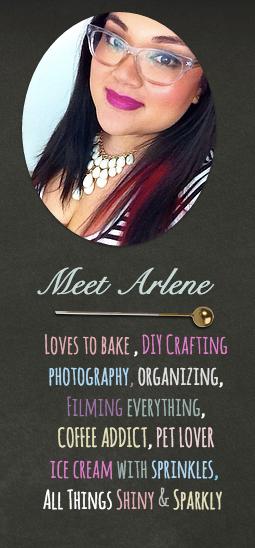 Hi there, I'm Arlene!