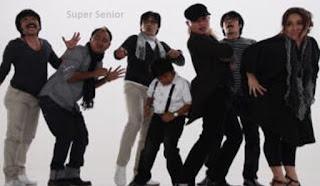Super Senior, Nama Boyband Baru OVJ