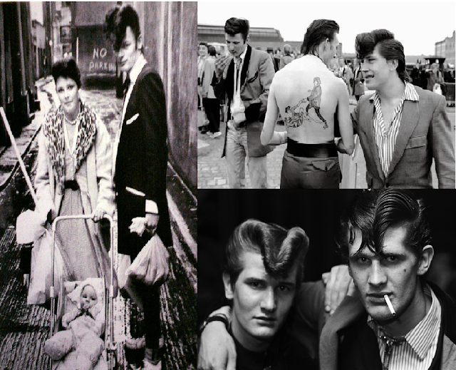 LABELED-----: Subcultures, Teddy Boys