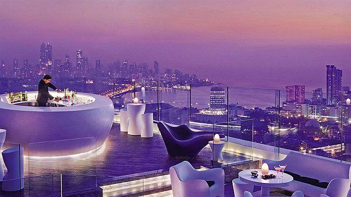 I 10 hotel con i rooftop pi belli del mondo naturalis for L hotel piu bello del mondo