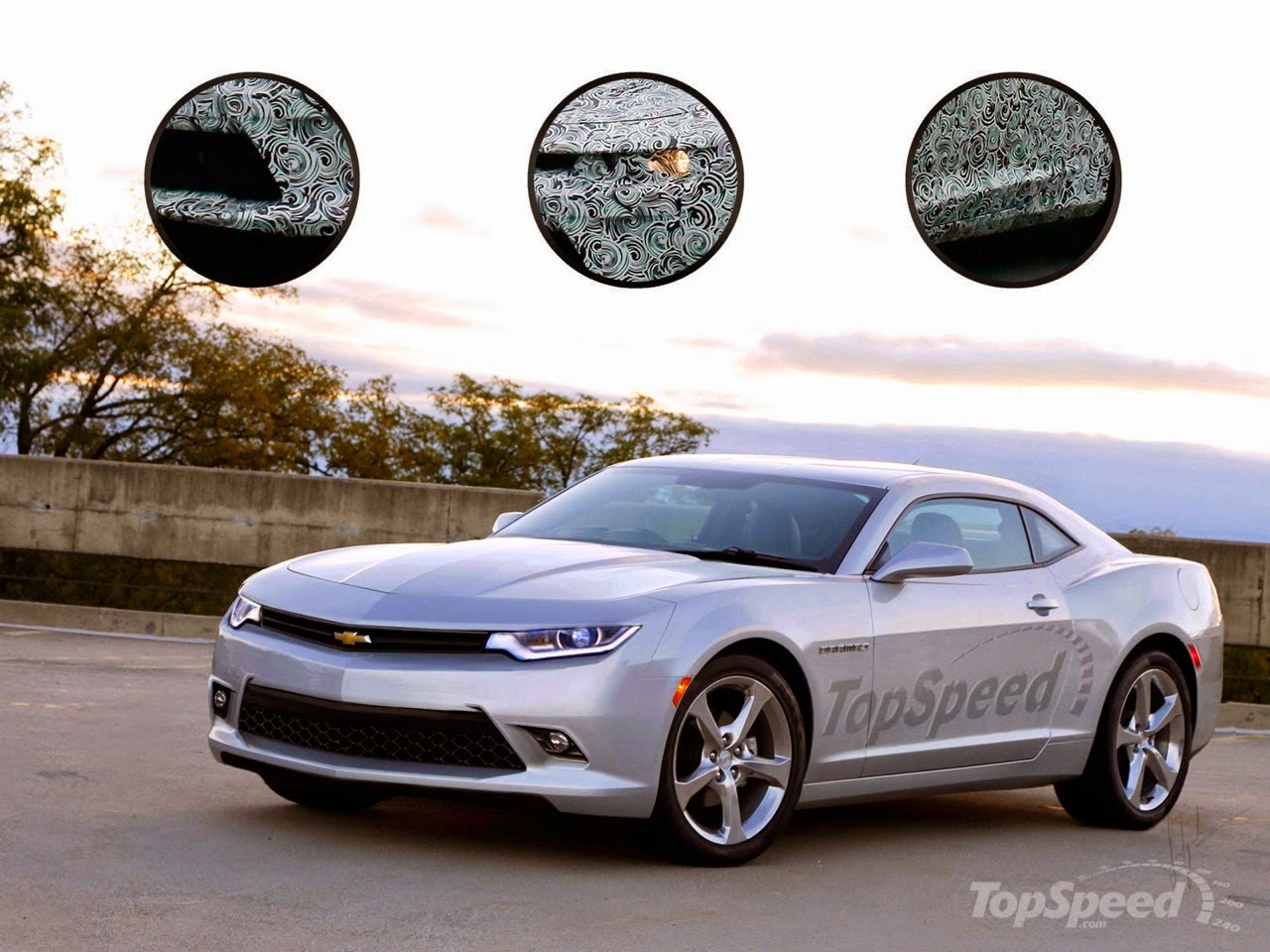 2016 Chevrolet Camaro Rendered