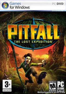 Pitfall The Lost Expedition   PC