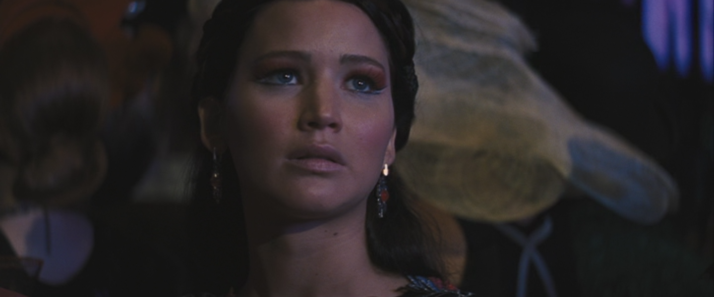 jennifer lawrence the hunger games catching fire part