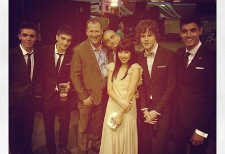 #videos: The Wanted  + Carly Rae Jepsen + K2K Stars = Call Me Maybe!