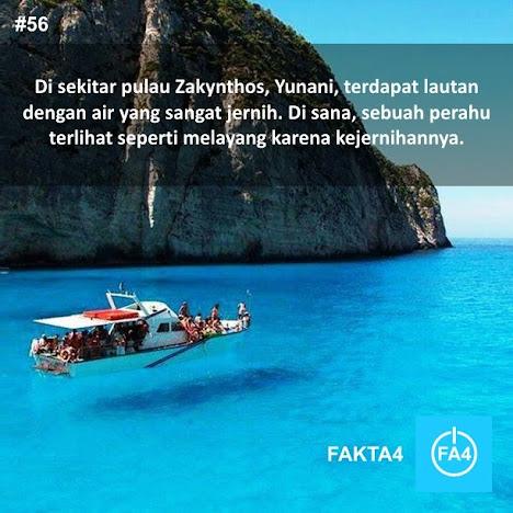 Perahu Melayang di Yunani