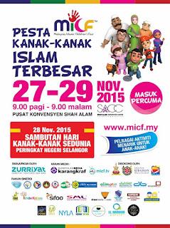 pameran kanak-kanak terbesar