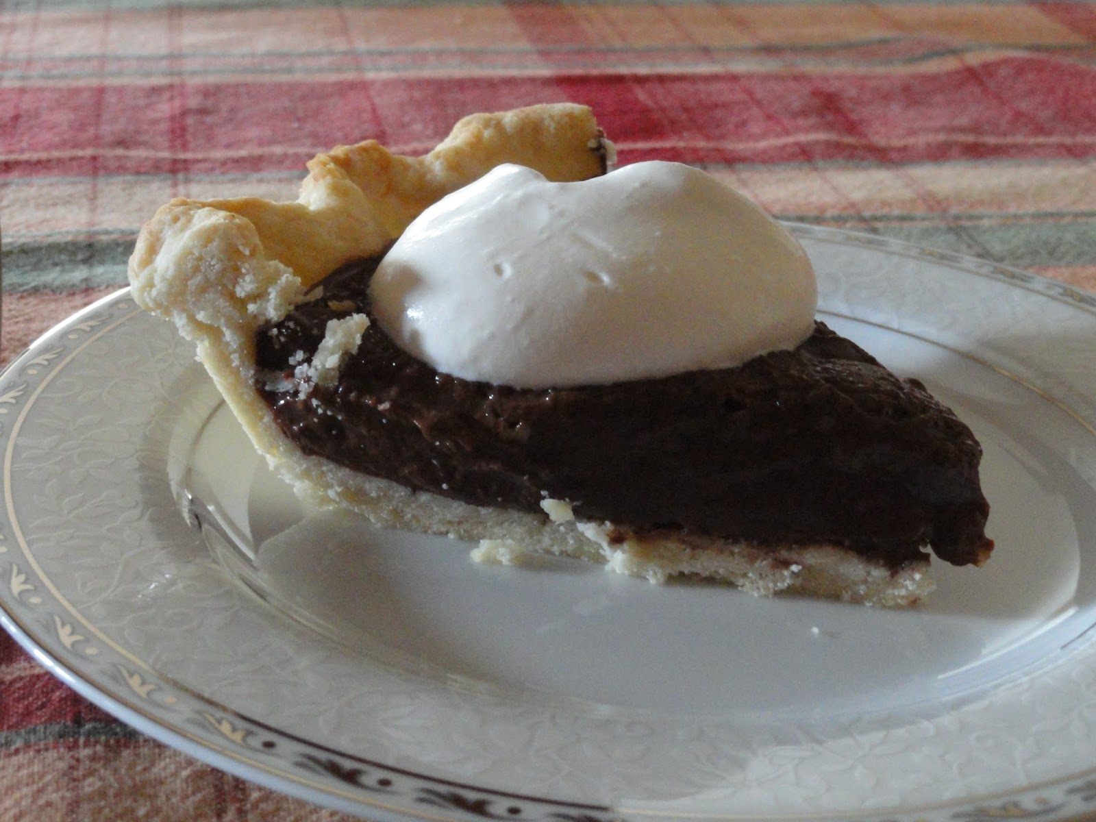 Chocolate Cream Pie | Serena Bakes Simply From Scratch