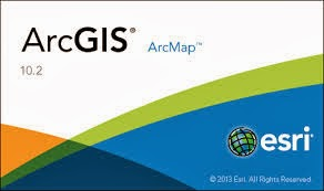 تنعيم الخطوط Smooth أو تكسير الزوايا على برنامج ArcGIS