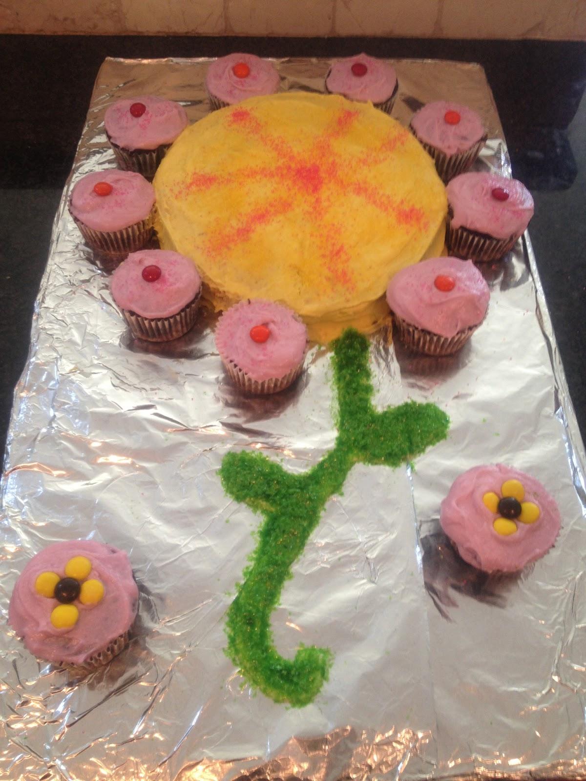 Miniature Golf Cake Decorating Ideas