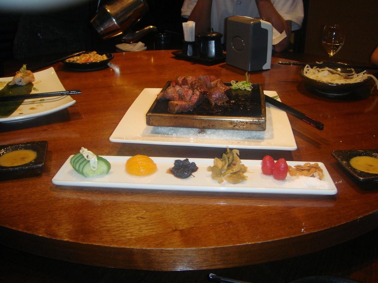 Японский ресторан, Азия, Asia, Japanese restaurant, fried beef