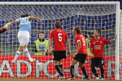 Lazio Novara 3-0 highlights sky