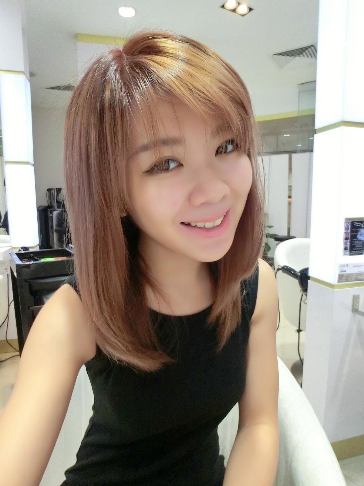Kenjo Hair Salon Ash Rose Gold J U S T J A S L I N Style Diary