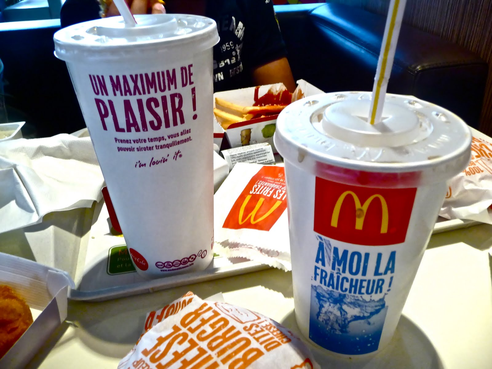 mcdonalds france Progress mcdonald's france will launch it's very first vegetarian burger on october 10, 2017, aptly named.