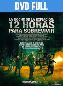 12 Horas para Sobrevivir DVD Full Español Latino 2014