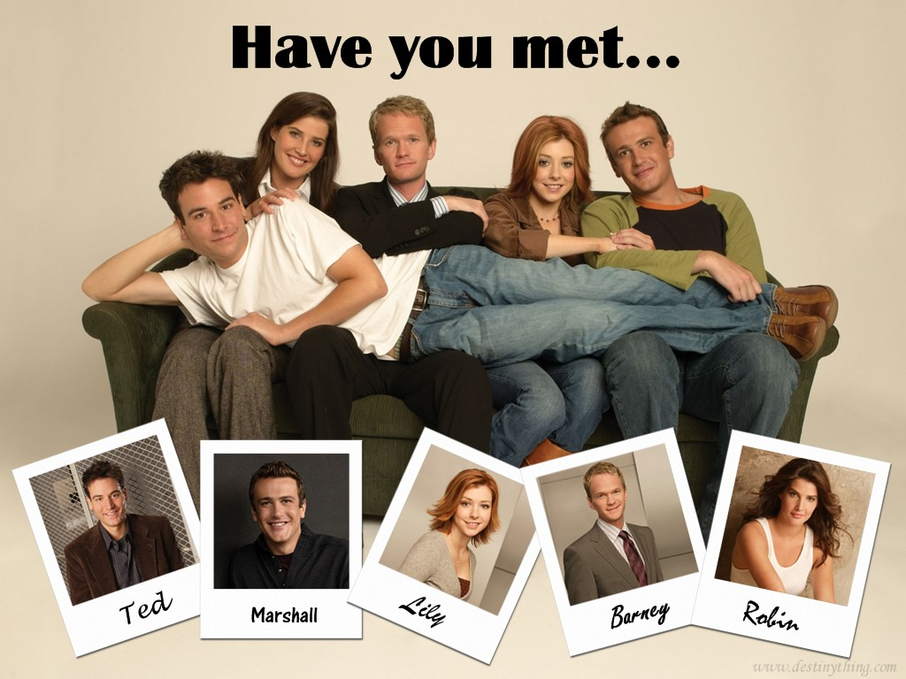 how i met your mother Preview and download your favorite episodes of how i met your mother, season  9, or the entire season buy the season for $1999 episodes.