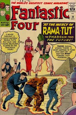 Fantastic Four #19. Rama-Tut
