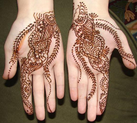 Mehndi Henna By T : Treditional henna designs for hands mehendi