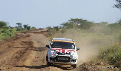 Fiat Panda in Africa