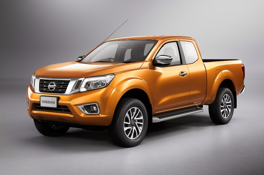 All-New Nissan Navara 2015
