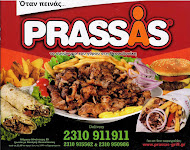 PRASSAS THE BEST FAST FOOD