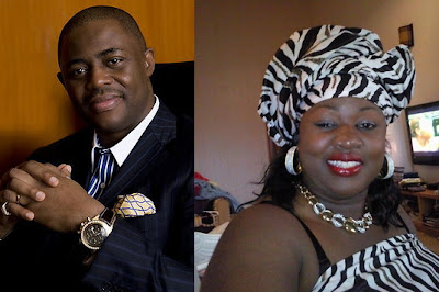 femi fani kayode cheated on wife
