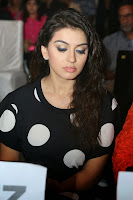 Hansika Motwani loos cute in Polka Dot Top at Audi Ritz Icon Awards 2013