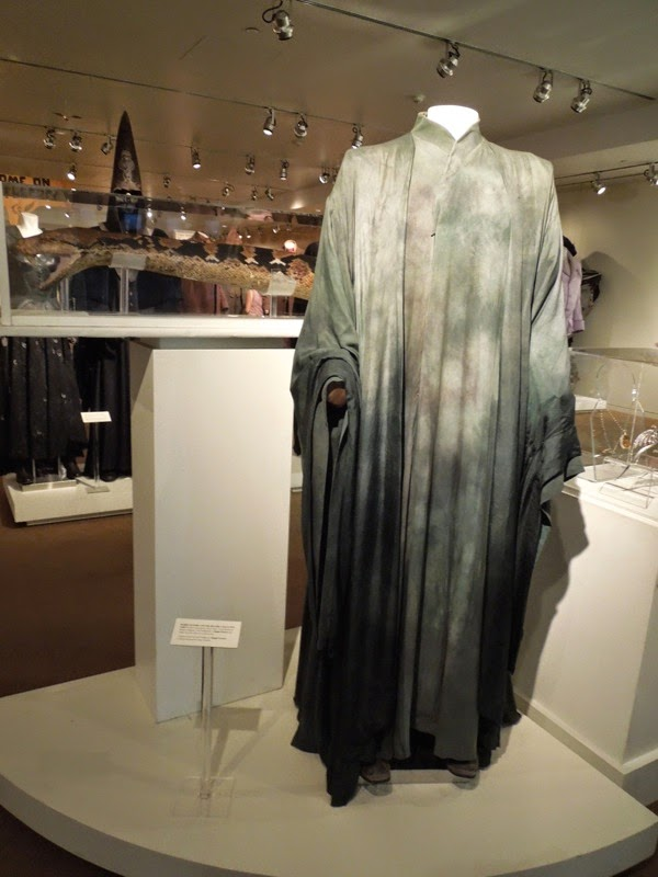 Ralph Fiennes Lord Voldemort costume Harry Potter Deathly Hallows Part 2