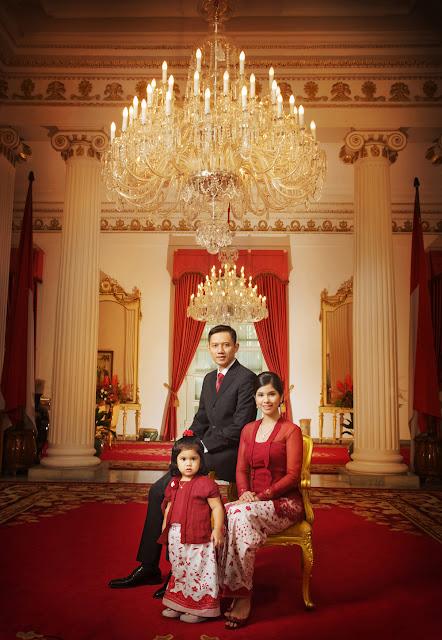 ... My Idol Annisa Larasati Pohan & Kapten Inf. Agus Harimurti Yudhoyono