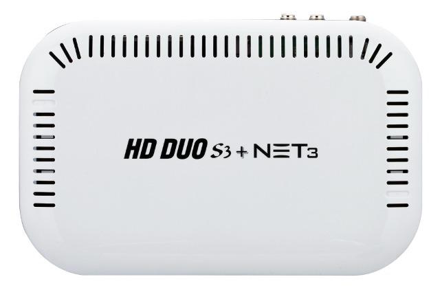 ATUALIZAÇÃO HD DUO S3+ NET 3--21-03-13