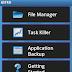 Mengambil file Apk hasil download dari play store