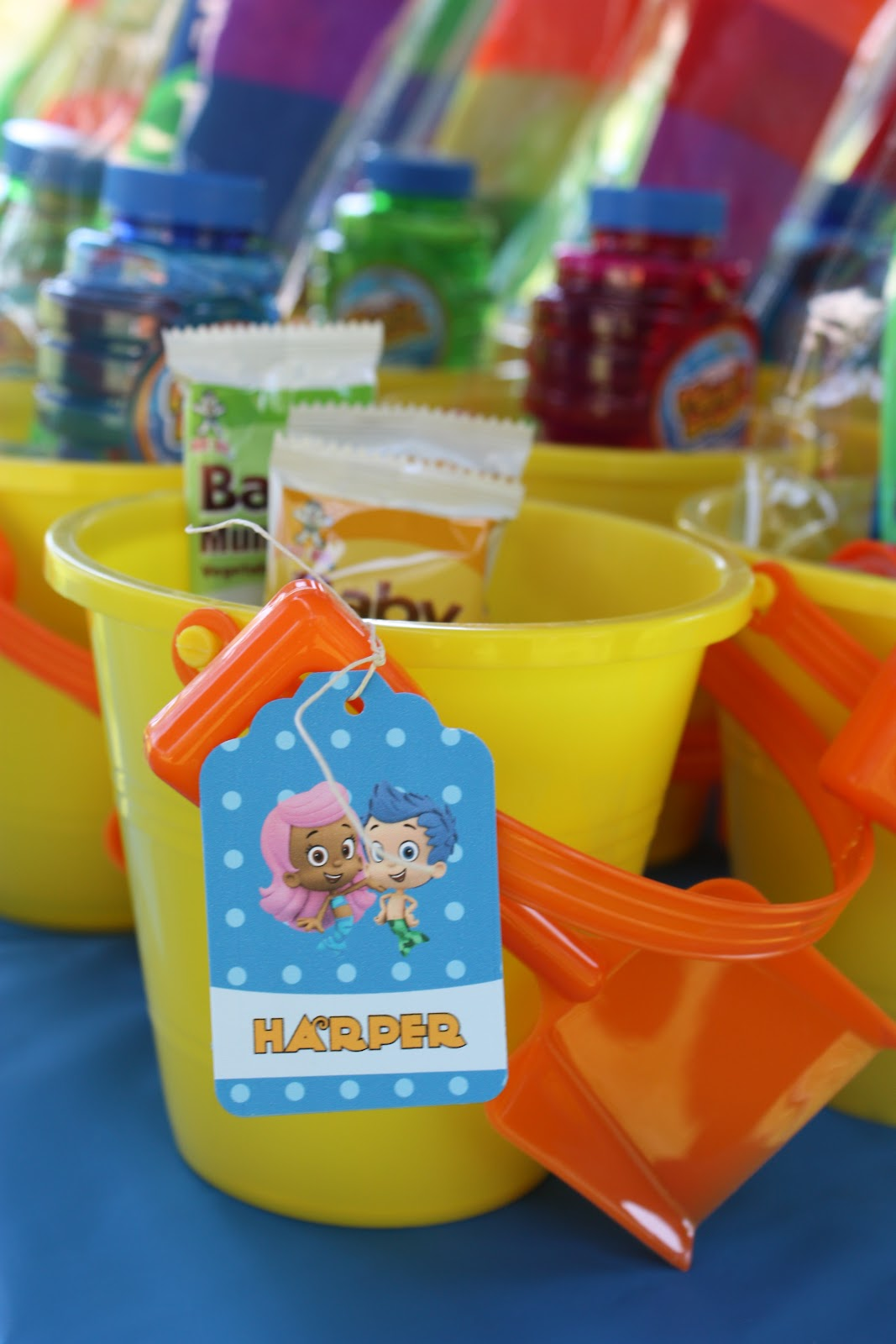 Spotted ink a very bubble guppies birthday - Bubble guppie birthday ideas ...