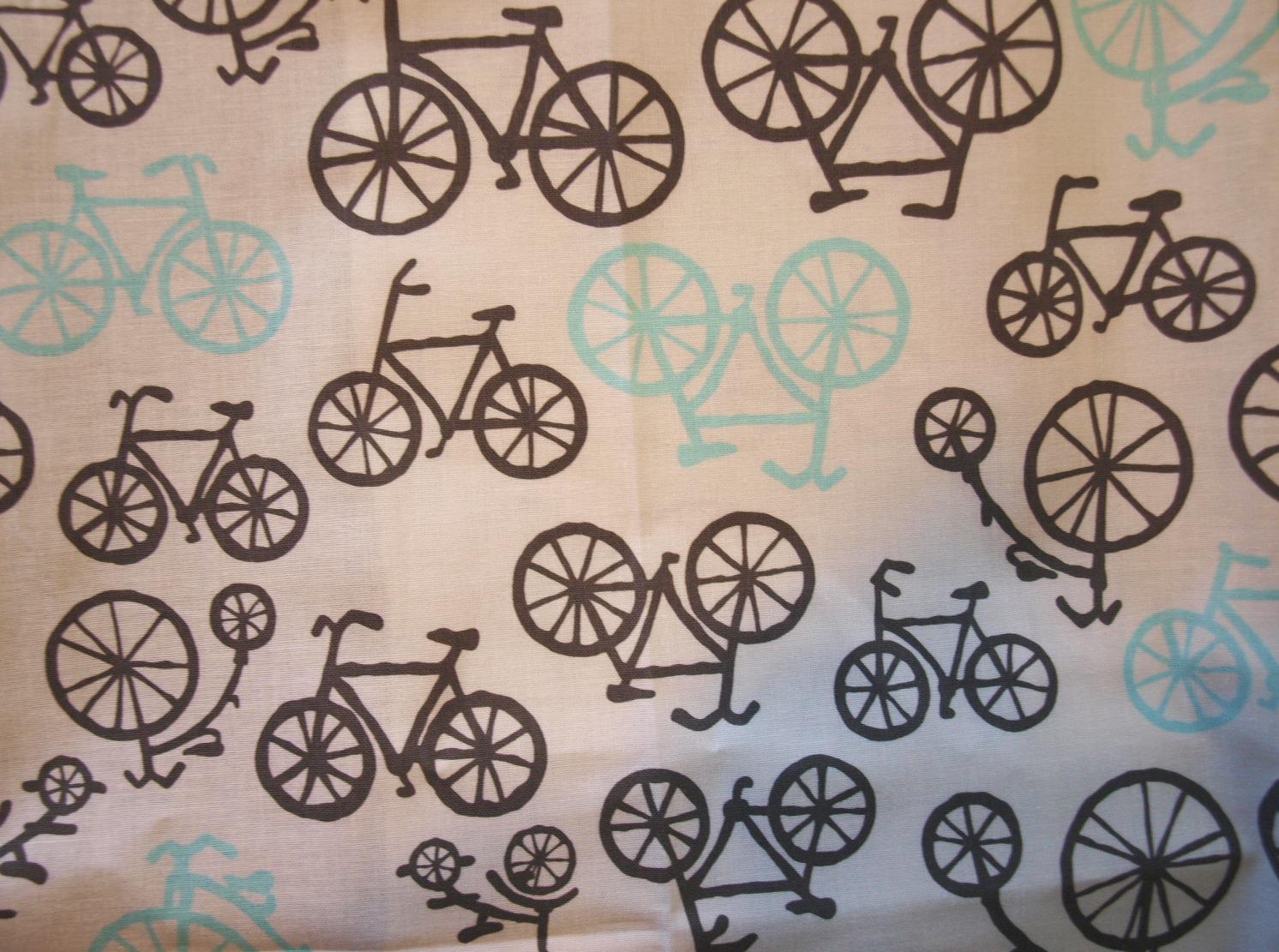 Endless Velo Love: Fun Bicycle Fabrics