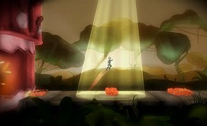 Of Light and Shadow free indie 2.5D PC platformer
