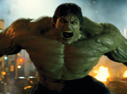The Incredible Hulk - 2008